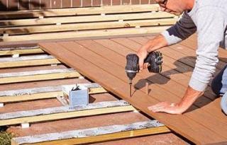 Comment installer le Decking bois ou composite (wpc, bpc, duro, bambou)